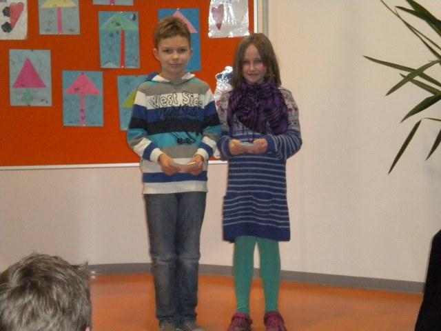 Mathematikolympiade 2014 – Unsere Sieger