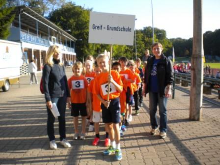Olympischer Tag der Grundschulen