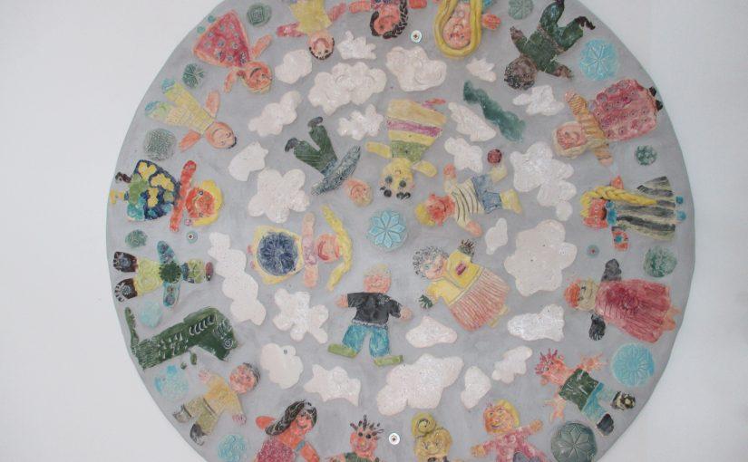 Kunstprojekt mit der Jugendkunstschule Greifswald