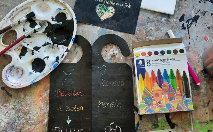 Spiel und Kreativität für die Kinder am Respektbaum